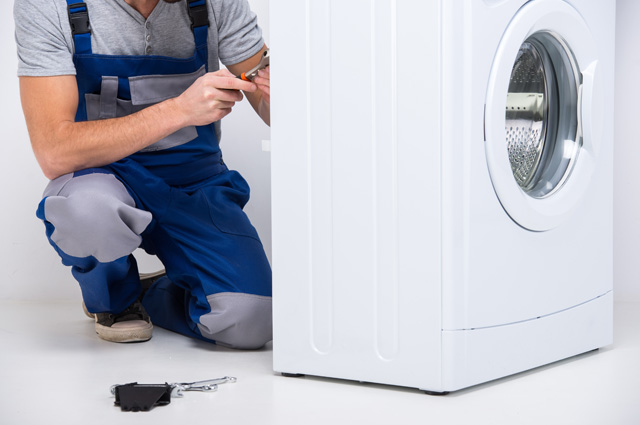 Laundry washer repair